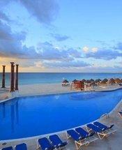 Piscina Hotel Krystal Cancún Cancún
