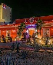 Restaurante Hacienda El Mortero Hotel Krystal Cancún Cancún