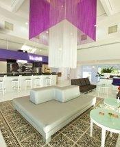 Lobby bar Hotel Krystal Cancún Cancún