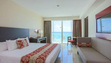 Quarto king Krystal club Hotel Krystal Cancún Cancún
