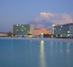 Fachada Hotel Krystal Cancún Cancún