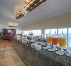 Krystal club lounge Hotel Krystal Cancún Cancún