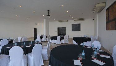 Sala de reuniões Hotel Krystal Cancún Cancún