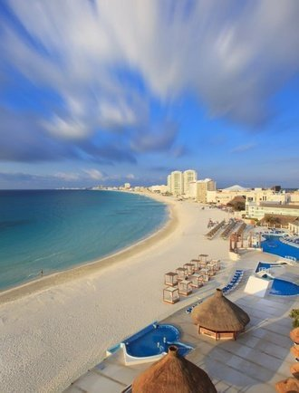 Panorâmico Hotel Krystal Cancún Cancún