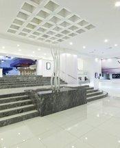 Recepção Hotel Krystal Cancún Cancún