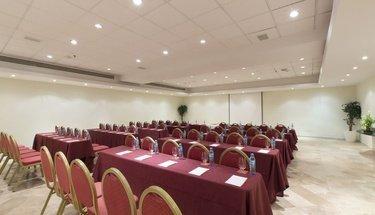 Sala de negócios Hotel Krystal Cancún Cancún
